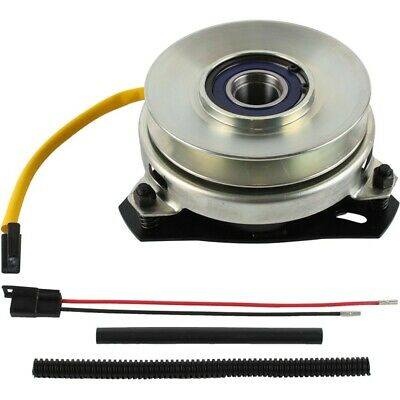 Upgraded Bearings w// Wire Harness Repair Kit Replaces Lesco PTO Clutch 701979