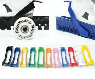 RollerGard® SuperGard® Hockey Skate Guard REPLACEMENT STRAPS 11 Colors