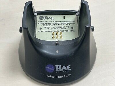 RAE QRAE II charging station dock cradle charging stand for RAE Gas Detector