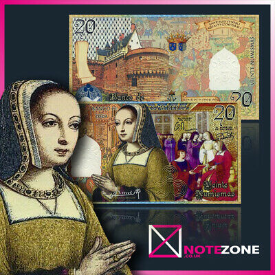 Thomas Stebbins 100 KRONOR POLYMER Test Private Fantasy banknote