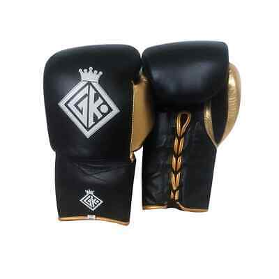 LACE UP BOXING GLOVES BAG PAD PUNCH UFC INSPIRED BY GRANT WINNING CLETO REYES