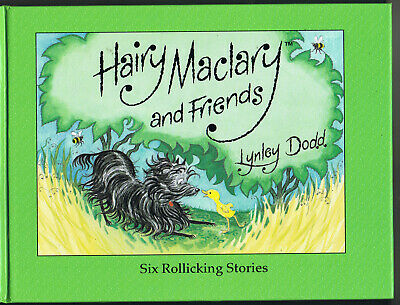 Hairy Maclary and Friends Six Rollicking Stories  Lynley Dodd 6 stories 1 book