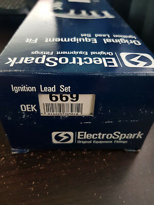 Electrospark OEK669 Ignition Lead