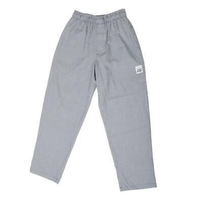 Chef Revival P005HT-S EZ Fit Chef Pant (Size S) - Hounds Tooth