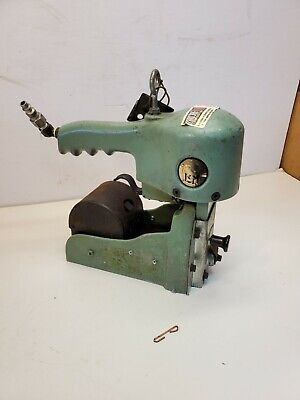 ISM International Pneumatic Carton Box Stapler Machine Gun   Free Shipping