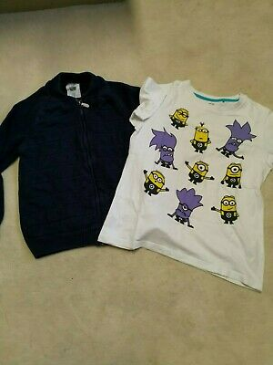 BUNDLE OF BOYS CLOTHING AGE 9-10 YEARS Good Condition No Marks