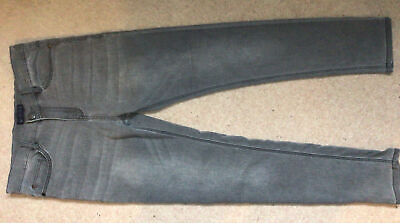 Boys Grey Jeans from Next Age 15 (~170cm) VGC