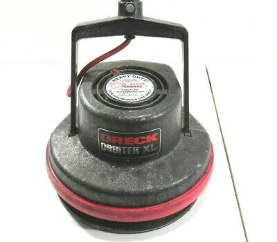 Oreck Orbiter XL Floor Finishing Polisher Buffer Cleaner Model XL400