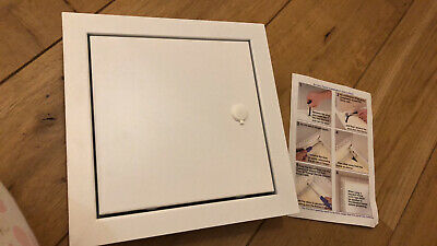 Access Panels - Inspection Hatch - Access Door - White High Quality ABS
