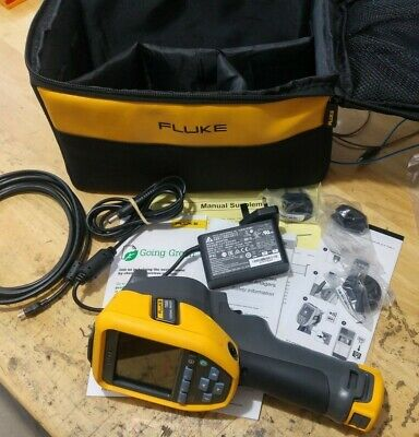 Fluke TiS20 9Hz 120 x 90 Thermal Imaging Camera, hot and cold spot pointer #20/3