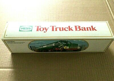 1984 HESS Tanker Truck - NEW In Box w/ Inserts And Battery Decal & Card