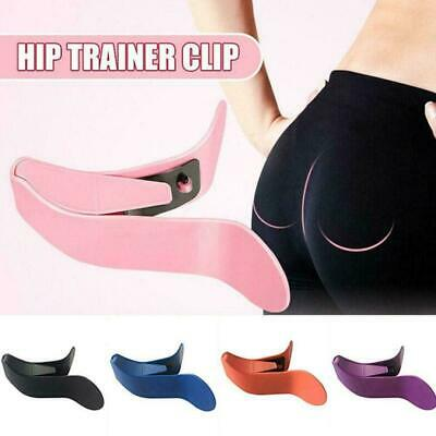 Thigh Exerciser Hip Trainer Beauty Butt Clip Basin Training Muscle Tool F0Z3
