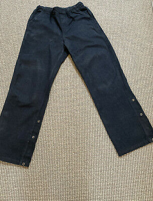 Polarn o pyret Light Weight Spring/Summer Navy Blue Jeans 10-11 years