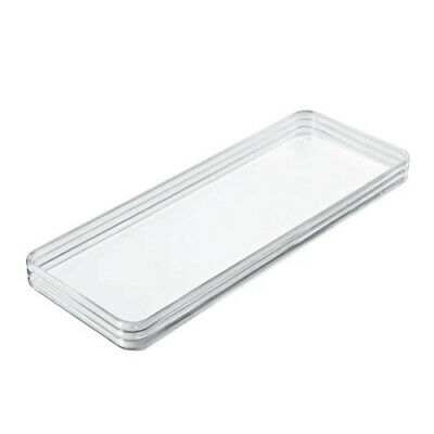 Open Rectangle Cosmetic Tray 16 W x 6 D x 1.375 H Inches - Case of 2