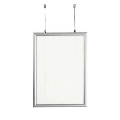 Double Sided Hanging Snap Frame 22 W x 28 H Inches