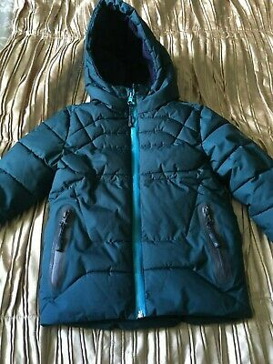 Ted Baker Boys Hooded Coat Age 5 Years