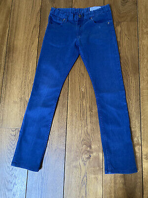 Polarn o pyret Blue Coloured Slim Jeans 10-11 Years 146cm