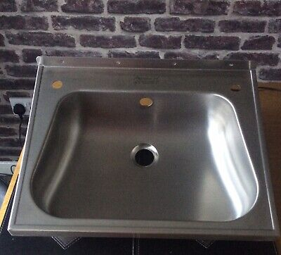 APINOX Acorn Powell Ltd..Stainless Steel Wash Basin BRAND NEW ..Bargain!