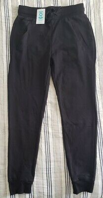 Dou New York Joggers Lounge Sweatpants Black Men/'s Size XL New with Tags