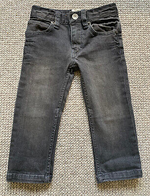 Grey timberland Jeans Slim Fit Age 2 86cm Worn Once