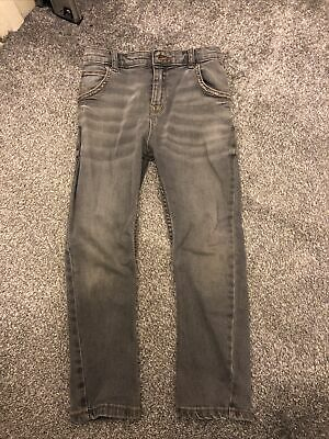 boys grey jeans age 7 years RIVER ISLAND