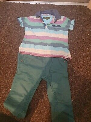 baby boys ted baker 12-18 months