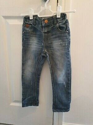 Next Boys Distressed Jeans Age 2-3 Years