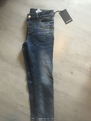 Boys Destressed Look Dsquared2 Jeans New!! 8 Years