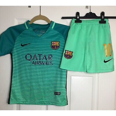 'Messi' FC Barcelona Third Kit 2016/2017 (6/7 years) kids