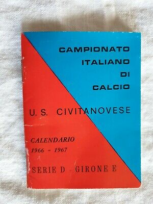 Porto Civitanova  Calcio Civitanova Calendario Di Calcio 1966/1967