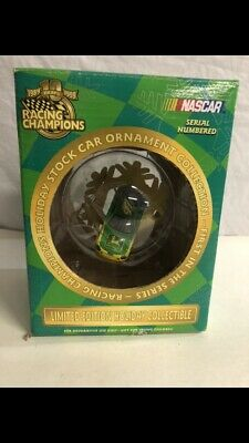 Vintage NASCAR Collectible John Deere #97 Limited Edition Ornament