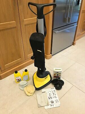 Karcher FP303  Hard Floor Polisher complete with all accessories