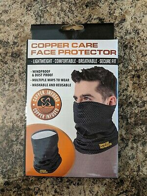 Copper Fit Care Face Protector