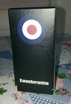Lambretta Belt Box retro scooter