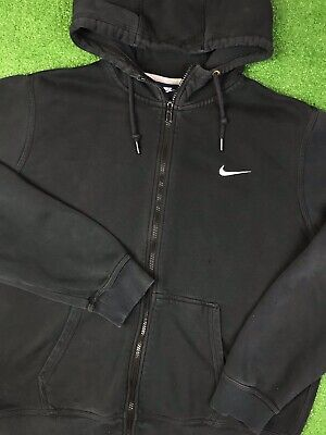 Nike Full Zip Jacket Mens Sz XLCenter Check Embroidered Swoosh Hoodie