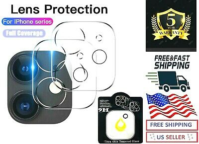 Glass Screen Protector for Back Camera Lens For iPhone 11 Pro original oem