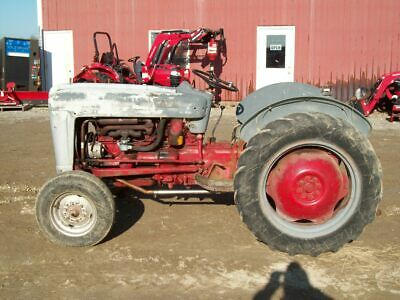 Ford Jubilee Tractor , Runs Good , Sells No Reserve !!