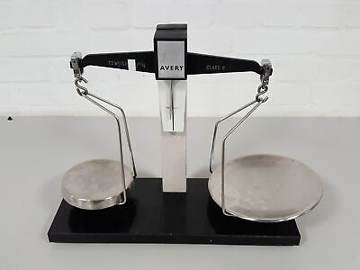 W&T Avery Class B Weighing Scale Vintage Antique Lab