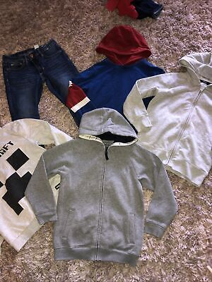 Boys Clothing Bundle Age 7-8 Years (bun10)