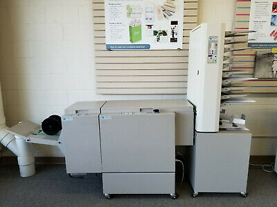 Plockmatic 88 Bookletmaker – 89 Trimmer  (Collate, Staple, Fold, Trim)