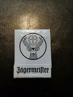 Jagermeister Chimaira Book Of Matches