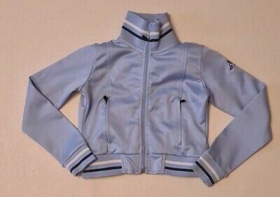 KAPPA vintage blue boys girls retro tracksuit sporty jacket top Age 8 / 128cms