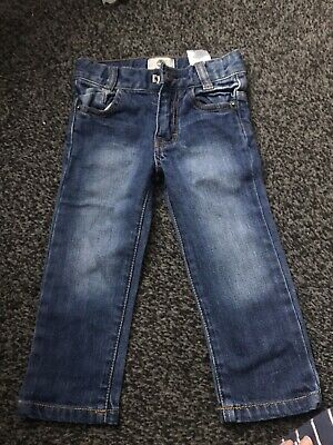 Baby Boys Timberland Jeans Age 2