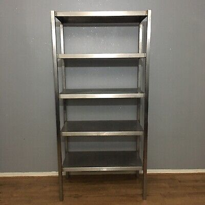 Stainless Steel Shelving Table