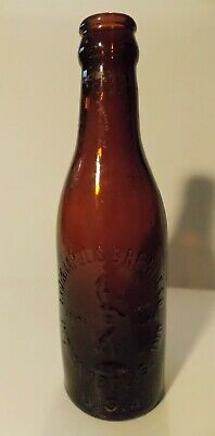 Indianapolis Brewing Co. Beer Bottle