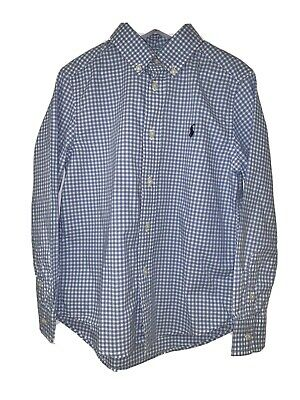 Ralph Lauren Boys Shirt - 6 Years