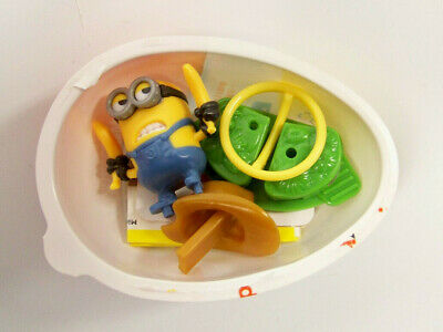 Kinder Joy Minions The Rise Of Gru Collectible Mini Minion Figure Cowboy