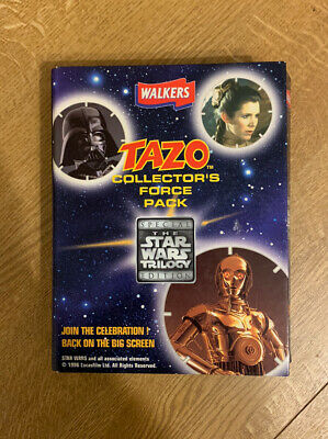 Complete Walkers Star Wars Tazo Collection All 50