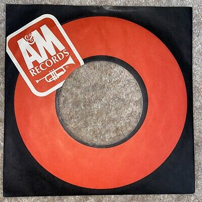 Company Sleeve Vintage Original 45rpm 7inch Record   a&m