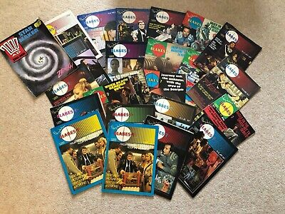 blakes 7 Magazines and Posters